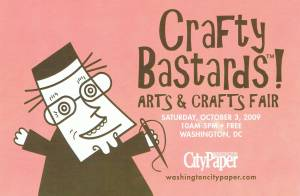 10.03.09 - Crafty Bastards Front
