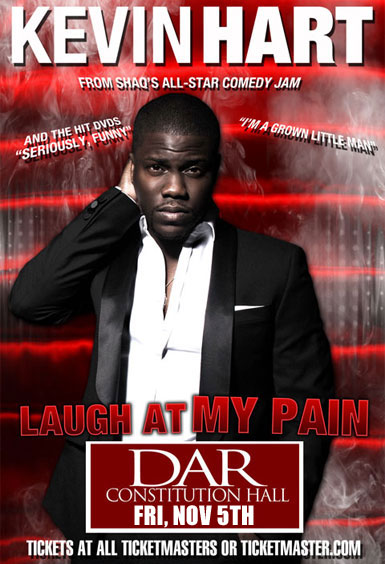 kevin hart LAUGH AT MY PAIN