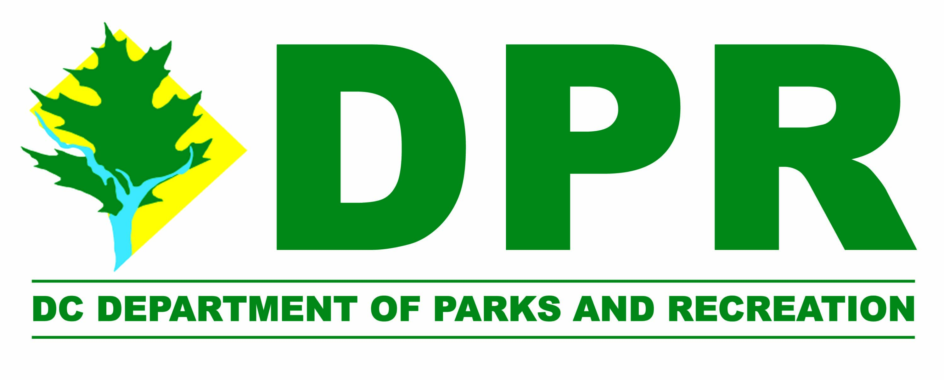 logo for DPR Community Gardens by Ward