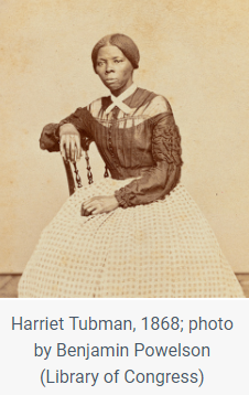 harriet tubman - SA event - april 22