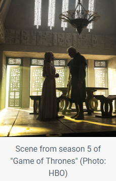 SA event - April 1 - game of thrones
